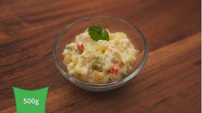 Obrázek pro kategorii Saláty, pomazánky, majonéza