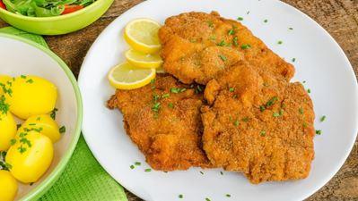 Obrázek MINI smažený kuřecí řízek kg
